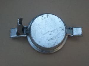 Заглушка ДУ-150 тип (f)